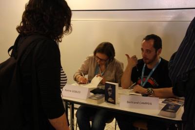 Bertrand Campeis et Karine Gobled (1)