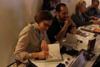 Bertrand Campeis et Karine Gobled (2)