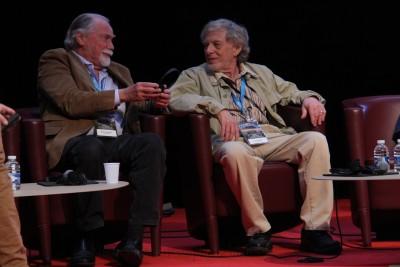 Robert Silverberg et Norman Spinrad